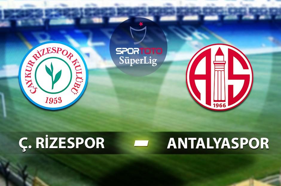 Rizespor Antalyaspor Canl U0131 Ma U00e7 Izle Be U0131n Sports